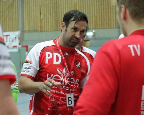 FZ: Der Trainer ist handballsatt