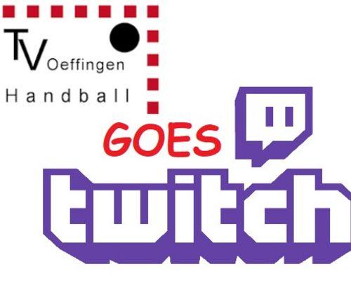 TV Oeffingen Handball auf Twitch.tv